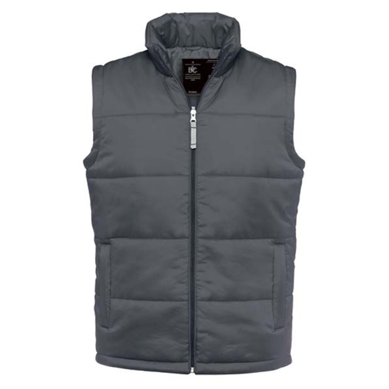 Жилет мужской Bodywarmer/men, темно-серый/dark grey